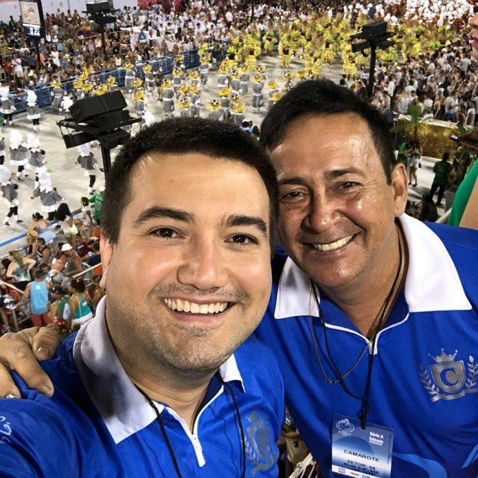 Lobato é o atual vice-presidente do Caprichoso e antecipa ser candidato a presidente